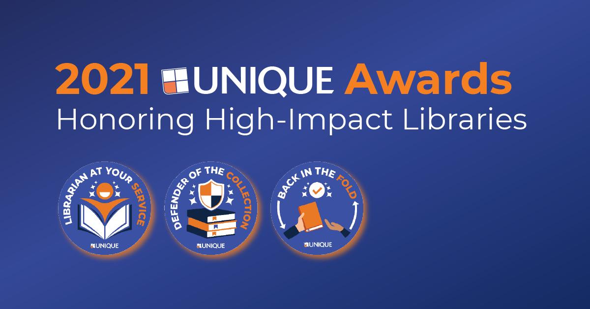 Unique Announces New Awards Program Winners